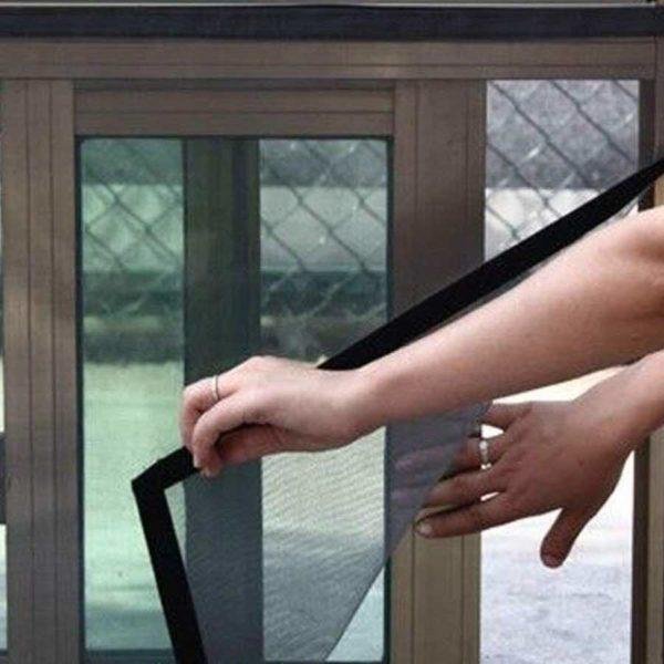 adjustable window screens