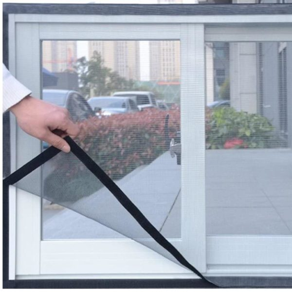 temporary window screens
